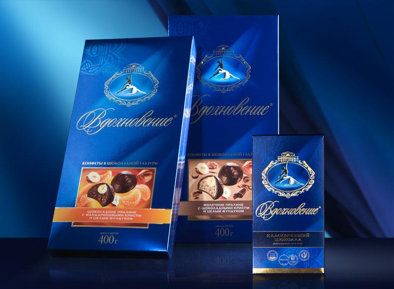 язычки, реклама шоколада где танцуют самом сладком